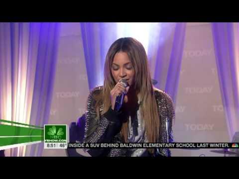 Beyoncé - Halo live (HQ) at Today Show