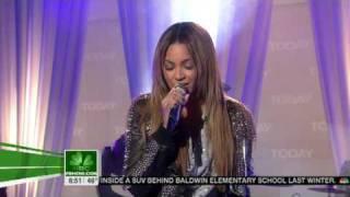 Beyoncé   Halo Live (HQ) At Today Show