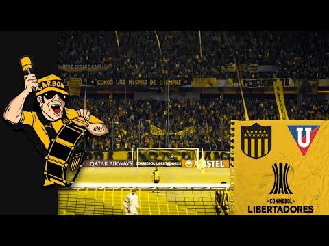 """""""HINCHADA DE PEÑAROL vs Liga de quito (ECU) - Copa Libertadores 2019"""" Barra: Barra Amsterdam • Club: Peñarol • País: Uruguay"""