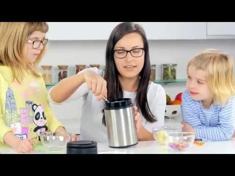 Video Tescoma CONSTANT termoska na potraviny 1 L 2