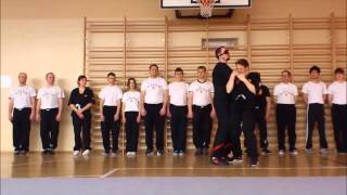 preview picture of video 'Wing Tsun Kung Fu Łódź'
