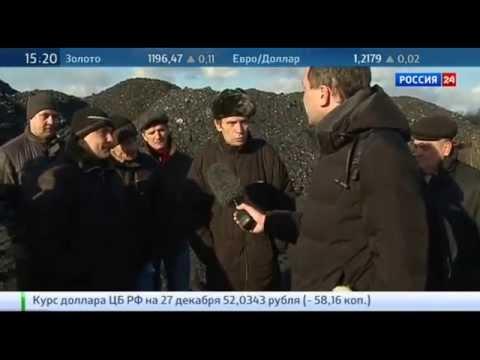 Блокада. Специальный репортаж Евгения Попова