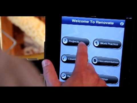 Video of RRP Renovate App