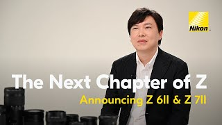 YouTube Video FbyV3U1xNEg for Product Nikon Z 7II Full-Frame Mirrorless Camera by Company Nikon in Industry Cameras