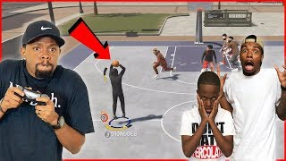 He Took THIS Shot With The Game On The Line... If He Misses We LOSE! - NBA 2K19 Playground Gameplay