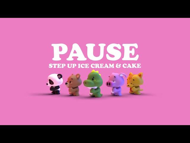Carousel Ice Cream And Cake Dance