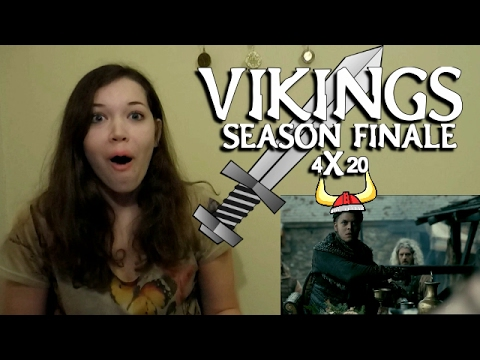 Vikings Season 4 Finale Reaction