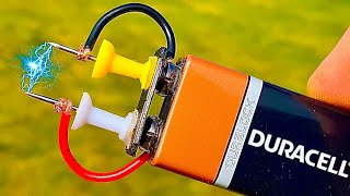 5 SIMPLE INVENTIONS Using Recycled Materials