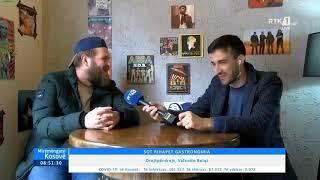Mirëmëngjesi Kosovë-Drejtpërdrejt Arian Vranica, Nënkryetar i Shoqatës së Gastronomëve 19.04.2021