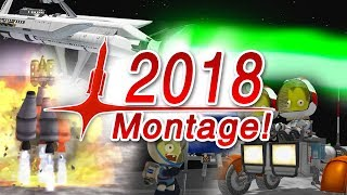 Kerbal Space Program MONTAGE 2018