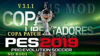 patch pes 2019 mobile 3.1.1