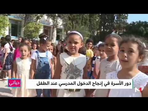 العرب اليوم - شاهد: نصائح للتغلب على التوتر وإنجاح الدخول المدرسي عند الطفل