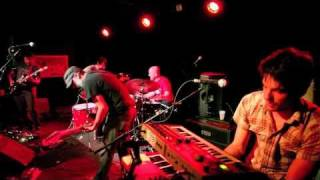 The Appleseed Cast - End Frigate Constellation (live)