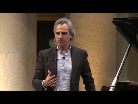 Conferencia del Maestro Pedro Halffter Caro: