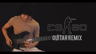 Counter-Strike: Global Offensive / CS:GO - Main Menu Theme (Guitar Remix)