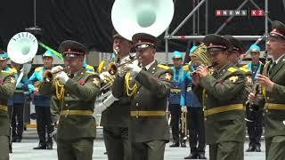 Военный оркестр Южного округа войск Национальной гвардии Российской Федерации  «Әскери керней»