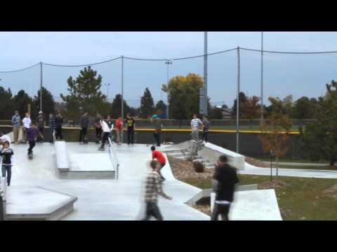 Sylvania Skatepark Contest