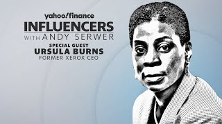 Former Xerox CEO Ursula Burns discusses her journey to success as the 1st black female CEO