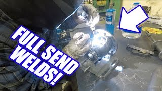 How To Weld Your Drift Differential The Bulletproof Way!