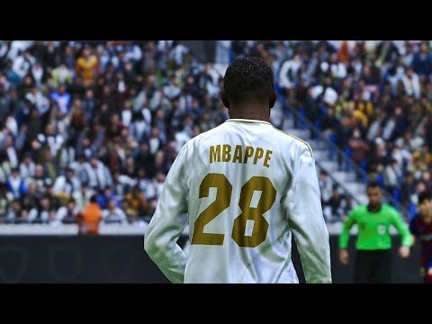 OFICIAL PSG ACEITA VENDER MBAPPÉ PRO REAL MADRID | PES 2020 MASTER LEAGUE #12