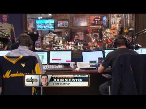 John Shuster on the Dan Patrick Show (Full Interview) 2/12/14