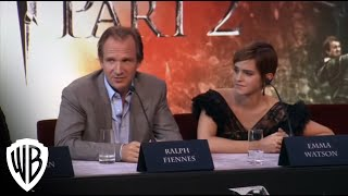 Harry Potter And The Deathly Hallows Part 2   Cast Favorite Costumes   Warner Bros. Entertainment