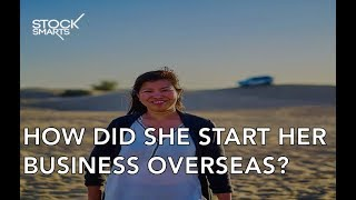 OFW BUILDS HER OWN BUSINESS IN DUBAI