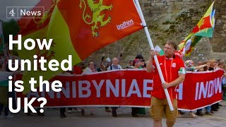 July 2019 - Could Brexit push Wales towards independence?