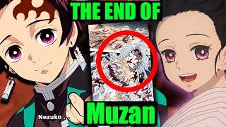 Muzan Kibutsuji  - (Demon Slayer: Kimetsu no Yaiba) - The END of Muzan! Tanjiro & 9 Hashira Have Done The IMPOSSIBLE!  - Demon Slayer (Kimetsu No Yaiba)
