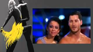 DWTS Season 19 Finals : Janel Parrish & Val - Freestyle - Dancing With The Stars 2014 (11-24-14)