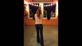 Watermelon Crawl Line Dance Instructional Video