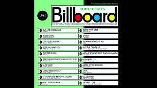 BillboardTopPopHits-1981