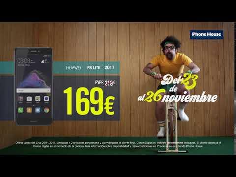 Ofertaca In Da House Black Friday 2017 - Huawei P8 LIte 2017