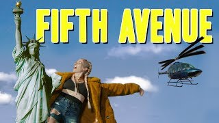 Walk Off The Earth   Fifth Avenue (Official Video)