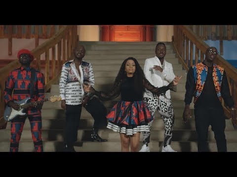 Nandy Featuring Sauti Sol – Kiza Kinene (Official Music Video)