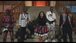 Nandy Featuring Sauti Sol - Kiza Kinene (Official Music Video)