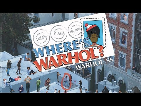 WARHOL.SS - Froze Feat. Rich The Kid & Jay Critch (Where's Warhol?)