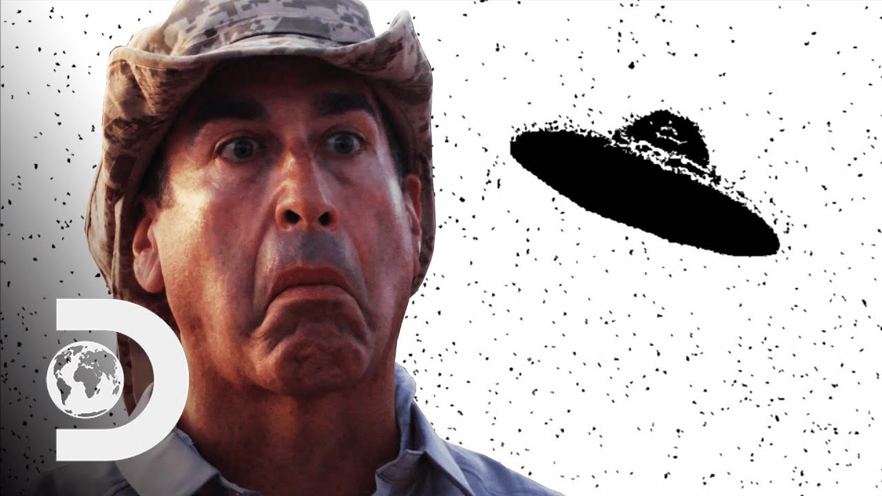 Is The CIA Responsible For UFO Sightings, Or Is It All A Cover Up?| Rob Riggle: Global Investigator