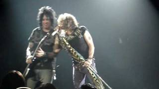 Aerosmith - Helter Skelter live with Nikki Sixx Vanc06