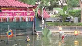 Hái cau – Nghệ thuật múa rối nước Việt Nam