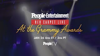Watch interviews with music's biggest stars live at the 2020 Grammy Awards with hosts Jeremy Parsons, Janine Rubenstein and Gerrad Hall. Subscribe to PeopleTV ►► http://bit.ly/SubscribePeopleTV  Red Carpet Live takes you to the hottest celebrity events around the globe for a front row seat courtesy of PeopleTV. See what happening at the premieres for the biggest blockbusters and watch Hollywood's biggest names gather to celebrate the best of the year throughout award season! Watch the newest celebrity interviews - From Jennifer Lopez to Jennifer Lawrence, Pop Stars to Movie Stars, Bachelors to Real Housewives, we've got it all: https://www.youtube.com/embed/?list=P...  Stay on top of all the latest celebrity gossip - Scandals, news, rumors and more: https://www.youtube.com/embed/?list=P...  Celebrity love, romance and relationships - Never miss out on who's dating who, recent break ups and new hook ups: https://www.youtube.com/embed/?list=P...  Celebrity style, fashion icons, outfit fails and the best dressed - Check out everything from Gigi Hadid's legendary outfits to Eva Longoria's timeless style: https://www.youtube.com/embed/?list=P...  Get all access to A-list events, award shows and parties - Who wore what, which awards were won, and was there any drama: https://www.youtube.com/embed/?list=P...  No matter if you're into Taylor Swift or Justin Bieber, we've got some of the best live performances right here: https://www.youtube.com/embed/?list=P...  Keep up with the Kardashians - get the latest on Kim & Kanye, and the rest of the hottest celebrity family around: https://www.youtube.com/embed/?list=P...  CONNECT WITH Web: https://peopletv.com/  Twitter: https://twitter.com/peopletv Facebook: https://www.facebook.com/PeopleTVNetwork/ Instagram: https://www.instagram.com/peopletv/  ABOUT PEOPLE PEOPLE is the #1 online news source all things pop culture. Get your fix of the hottest celebrity news, celebrity gossip, celebrity interviews, exclusive stories, red carpet events, style and updates from the world of entertainment, involving your favorite stars.   2020 Grammy Awards Red Carpet LIVE | PeopleTV https://www.youtube.com/user/People