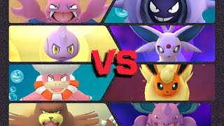 Slowking  - (Pokémon) - Pokémon GO Gym Battles Level 2 Gyms Tyrogue Gligar Slowking Ursaring Espeon Octillery & more