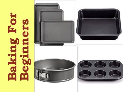 What Baking Tins & Pans, Utensils Can Be Used In convection Microwave and OTG - And A Few Tips