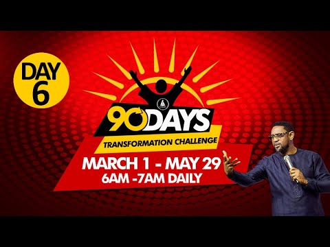 COZA 90 Day Challenge 6th March 2021 - Day 6
