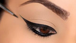 EYE PENCIL Vs LIQUID LINERS Vs GEL LINERS….how And When To Use? (beginner Basics)