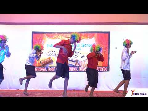 Indian Airlines School Annaul Day Dance Choreography..