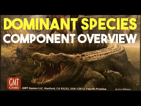 Dominant Species Component Overview