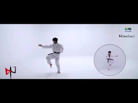Taekwondo New Kukkiwon Poomsae #01 Himchari – Powerful Challenge 힘차리 (u18)