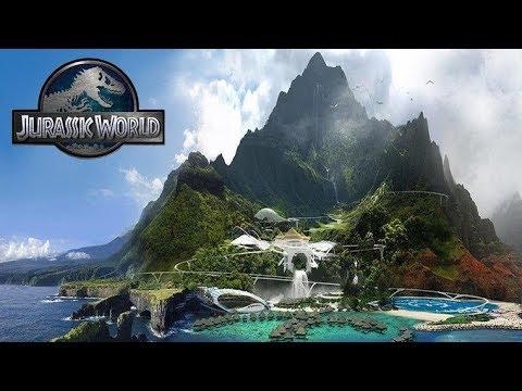 TODOS LOS DINOSAURIOS Y VISITA JURASSIC WORLD 2 ARK PARK
