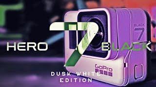 GoPro Hero7 Hero 7 BLACK Dusk White Limited Attanta Supreme 32GB